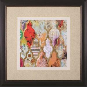 'Algiers I' by Gabriela Villarreal Framed Painting Print by Art Effects