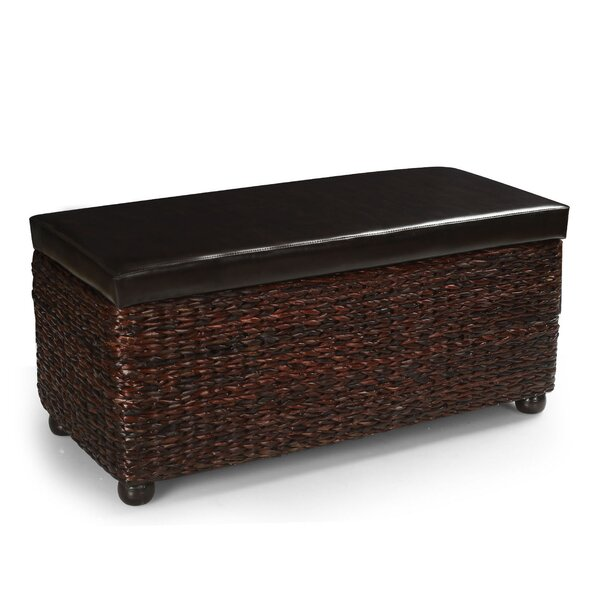 Niesha Storage Bench by Beachcrest Home