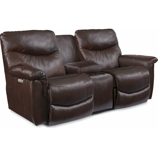 Closeout James La-Z-Time Power Reclining Loveseat Hot Deals 60% Off