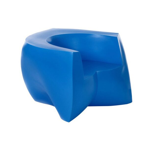 Frank Gehry Barrel Chair by Heller Heller