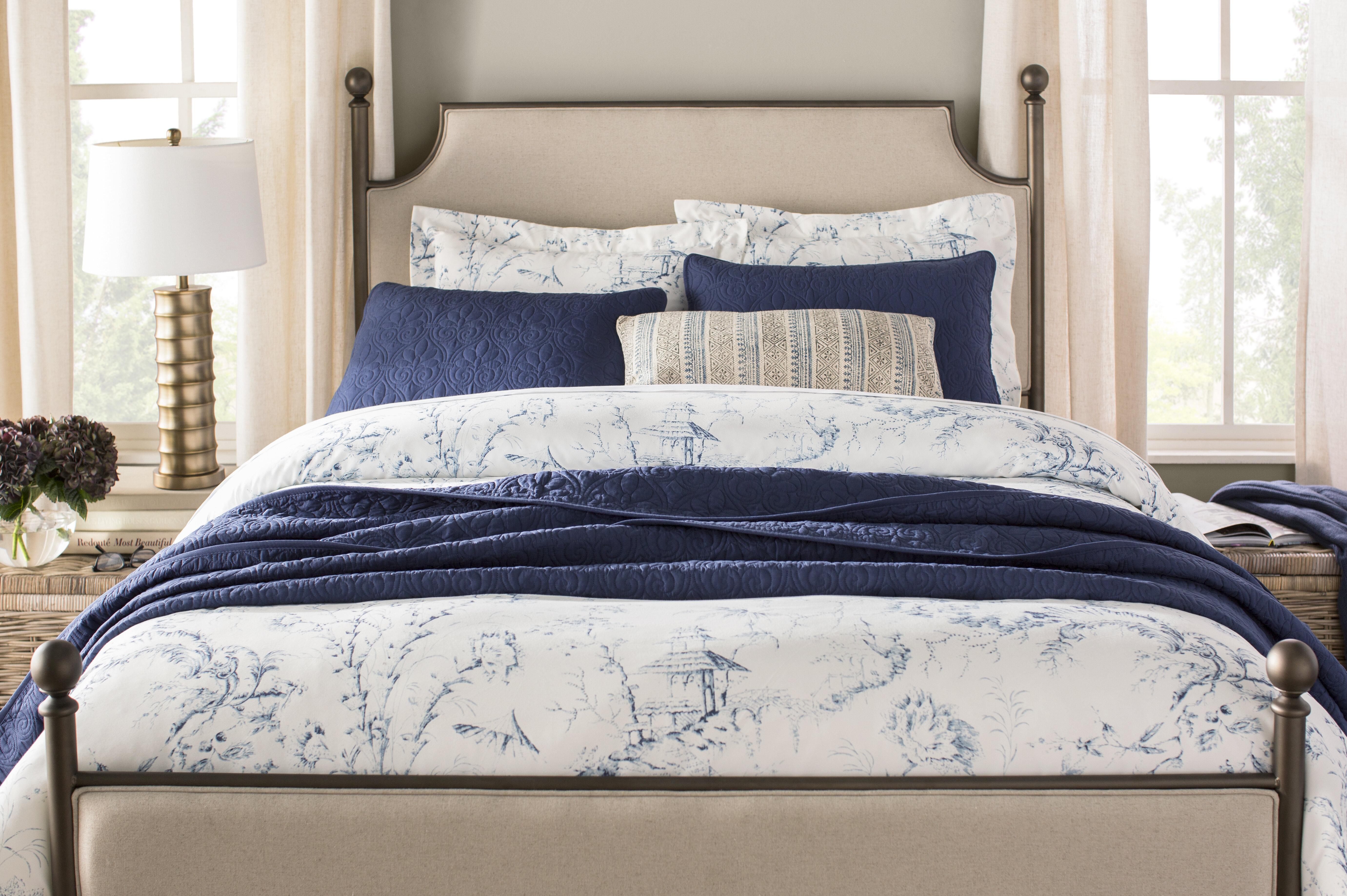 Sherry Kline Pagoda 3 Piece Comforter Set | Wayfair