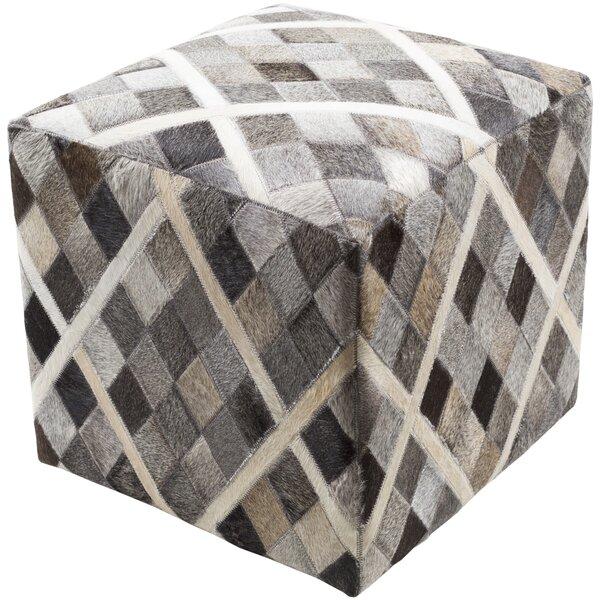 Shaula Cube Ottoman by Brayden Studio