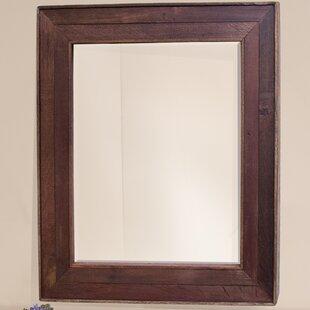 Coupon Vintner Cabernet Bathroom Mirror ByNative Trails, Inc.