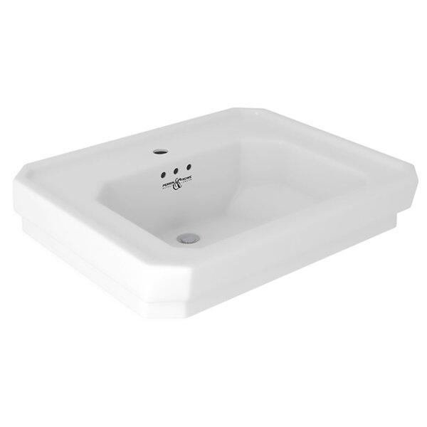Deco 25 Single Hole Sink