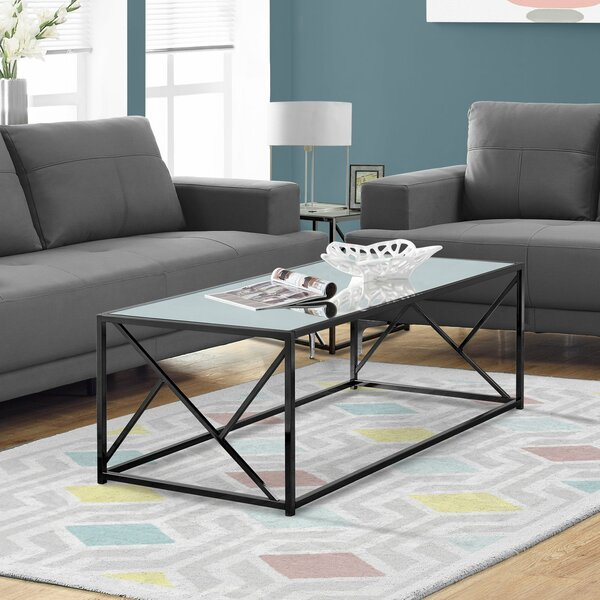 Vanarsdale Coffee Table by Wrought Studio