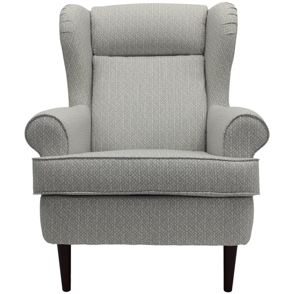 Vosburg Wingback Chair by Red Barrel Studio