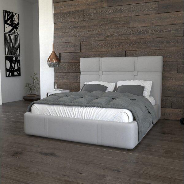 Okanogan Upholstered Platform Bed by Orren Ellis