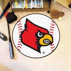 NCAA University of Louisville Baseball Mat by FANMATS