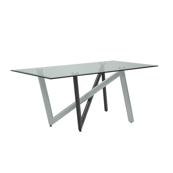 Dematteo Dining Table by Wrought Studio