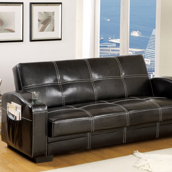 Clifton Storage Sleeper Sofa by Hokku Designs Hokku Designs