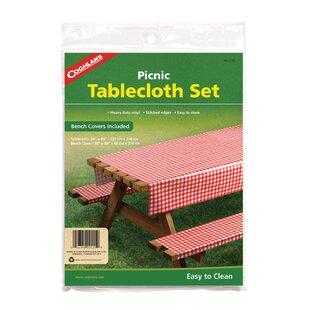 Plastic Picnic Tablecloths | Wayfair