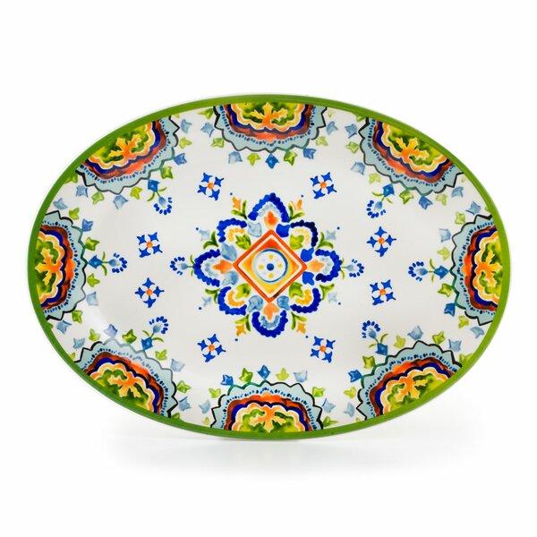 Mumbai Platter by Euro Ceramica