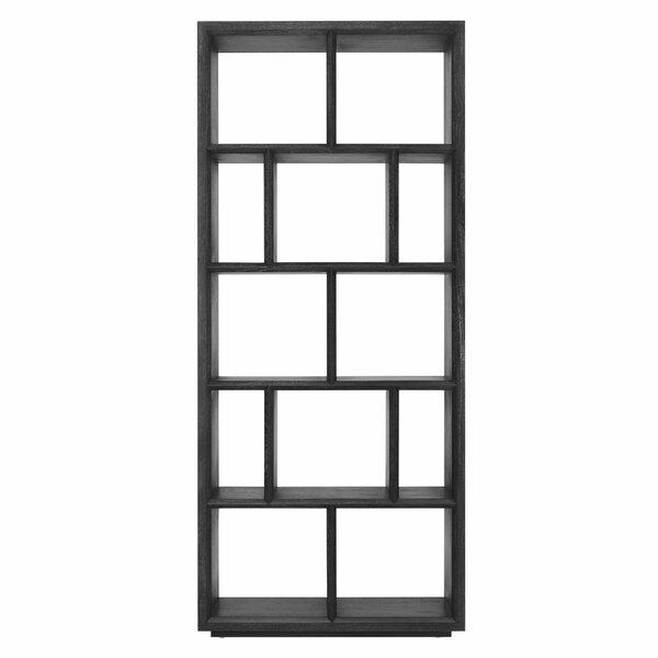 Geometric Bookcase By Eichholtz