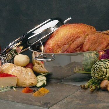 Stainless Steel Multi-Roaster by Camerons