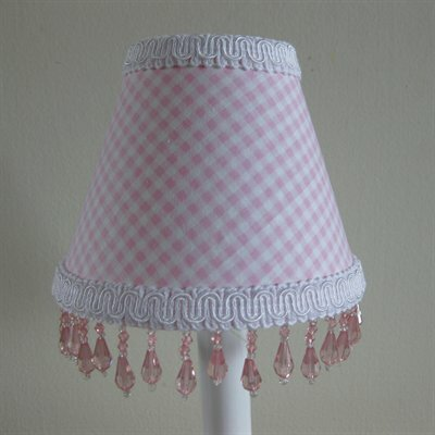 Precious 11 Fabric Empire Lamp Shade by Silly Bear Lighting