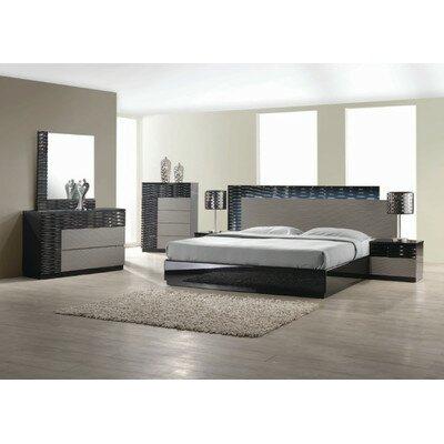 Kahlil Platform 5 Piece Bedroom Set by Orren Ellis