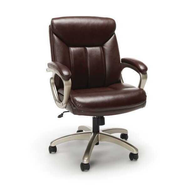 Cioffi Frame Executive Chair by Ebern Designs