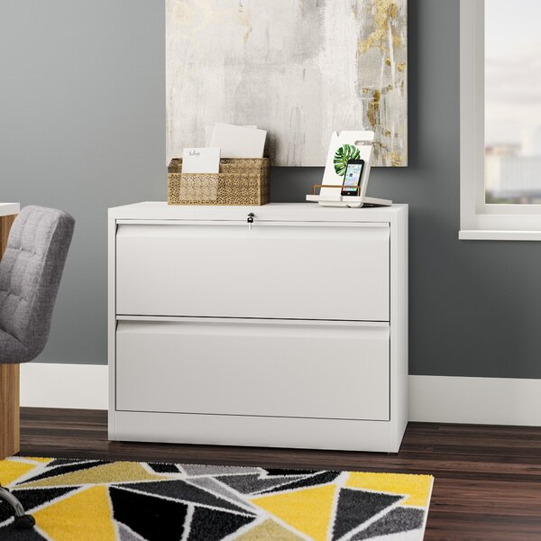 Arnett 2-Drawer Lateral Filing Cabinet