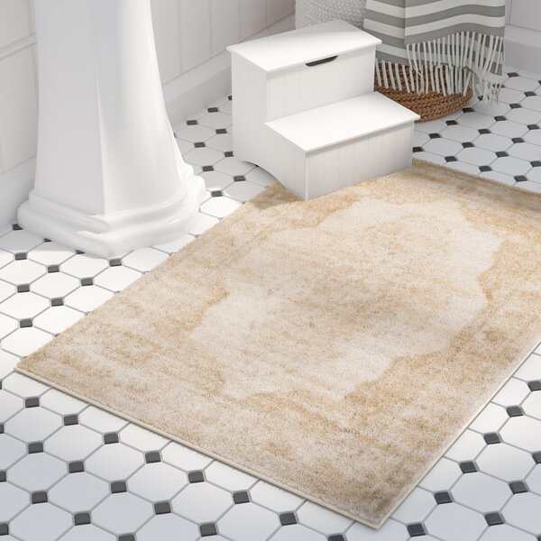 Parkmead Cream Area Rug by Charlton Home