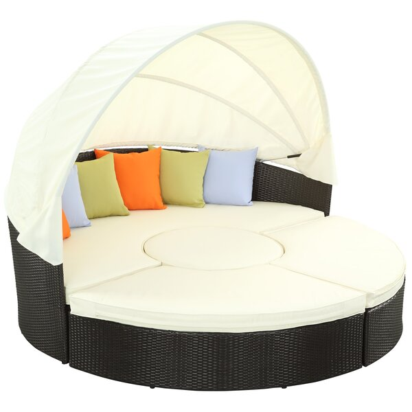 Quest Canopy Daybed with Cushions by Modway