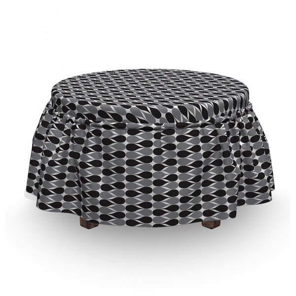 Buy Sale Price Box Cushion Ottoman Slipcover