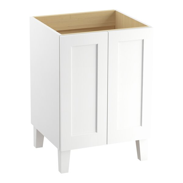 Poplin 24 Vanity with Furniture Legs and 2 Doors by Kohler