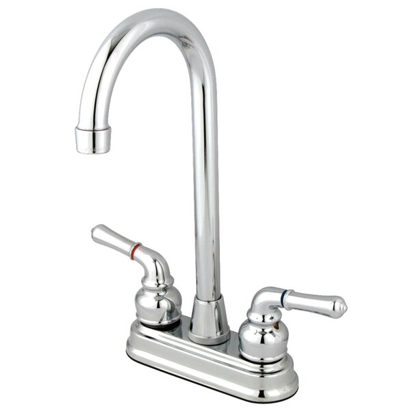 Magellan Centerset Bar Faucet by Kingston Brass