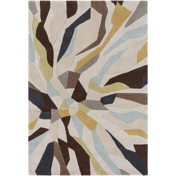 Conroy Hand-Tufted Area Rug by Wrought Studio