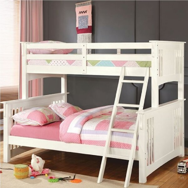 Charli Bed with Angle Ladder by Harriet Bee