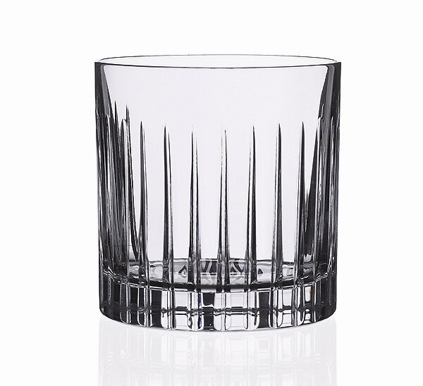 RCR Timeless Double Old Fashion Glass by Lorren Home Trends
