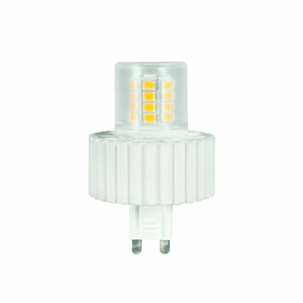 5W (3000K) T4 Capsule LED Light Bulb (Set of 2) by Bulbrite Industries