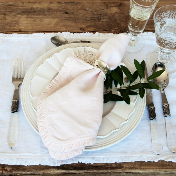 Charlie Placemat (Set of 4) by Pom Pom At Home