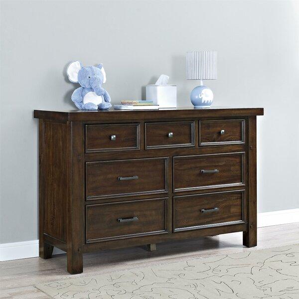 Timber Lake 7 Drawer Dresser by Bertini