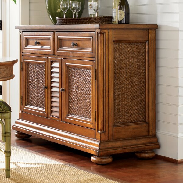 Island Estate Antigua Sideboard by Tommy Bahama Home