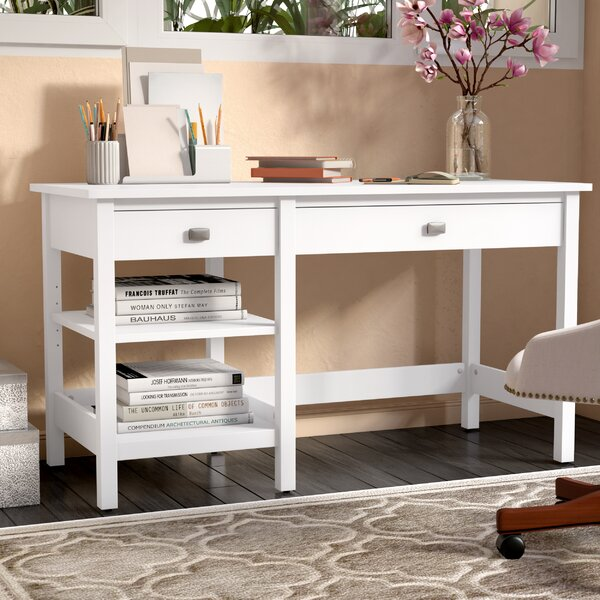 Lupo Desk by Three Posts