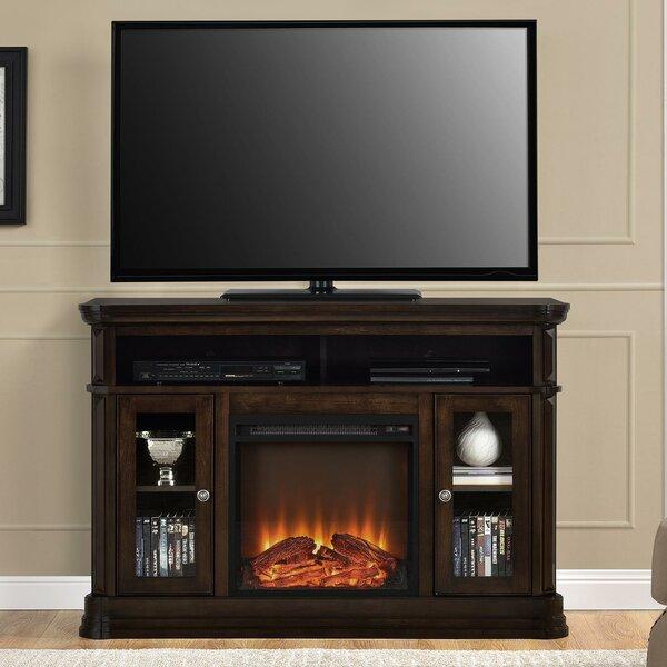 Astoria Grand TV Stand Fireplaces