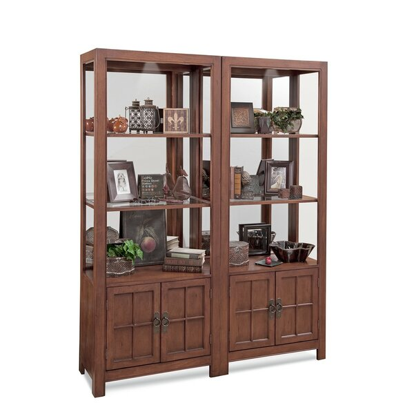 Shelia Library Bookcase By Darby Home Co