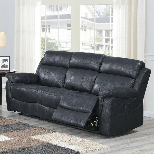 Aubriana Reclining Sofa by Red Barrel Studio Red Barrel Studio