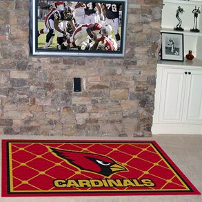 NFL - Arizona Cardinals 5x8 Rug by FANMATS