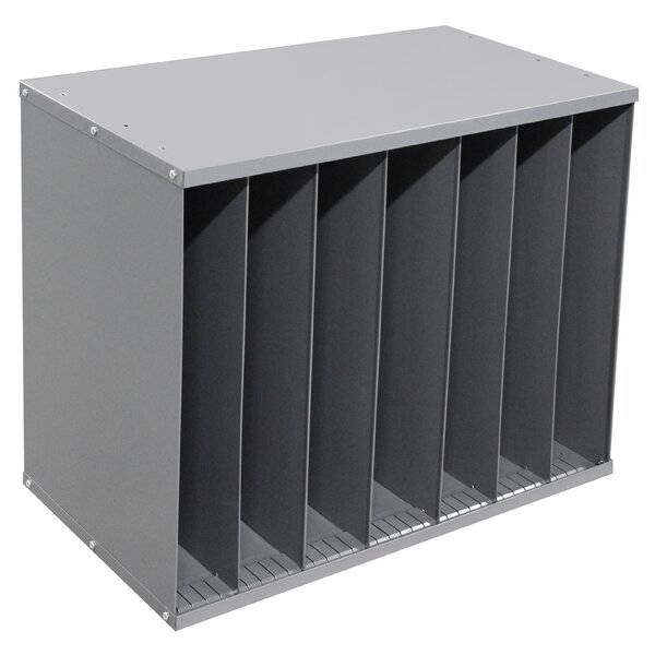 Prime Cold File Storage Racks by Durham Manufacturing