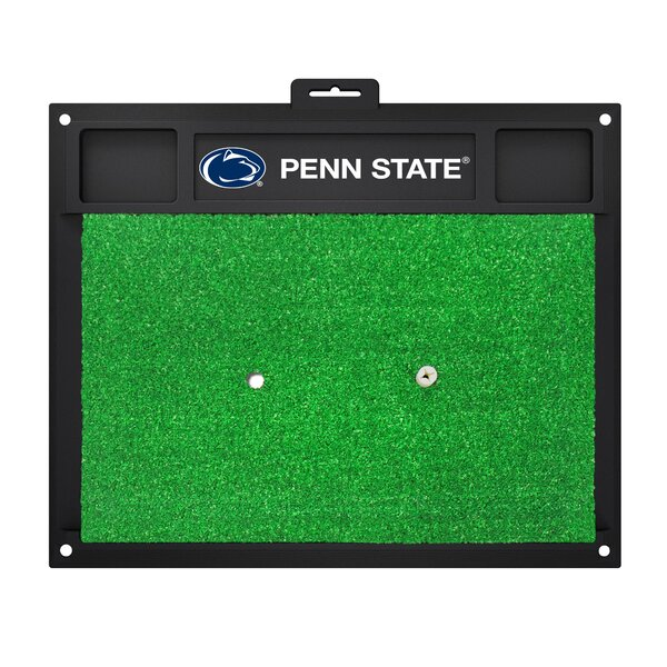 NCAA Penn State Golf Hitting Mat by FANMATS