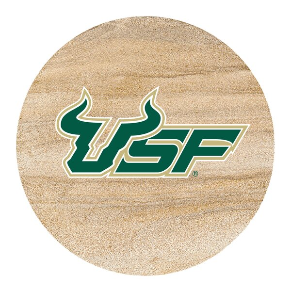 University of South Florida Collegiate Coaster (Set of 4) by Thirstystone
