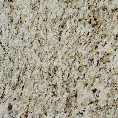 12 x 12 Granite Field Tile in Giallo Ornamental by MSI
