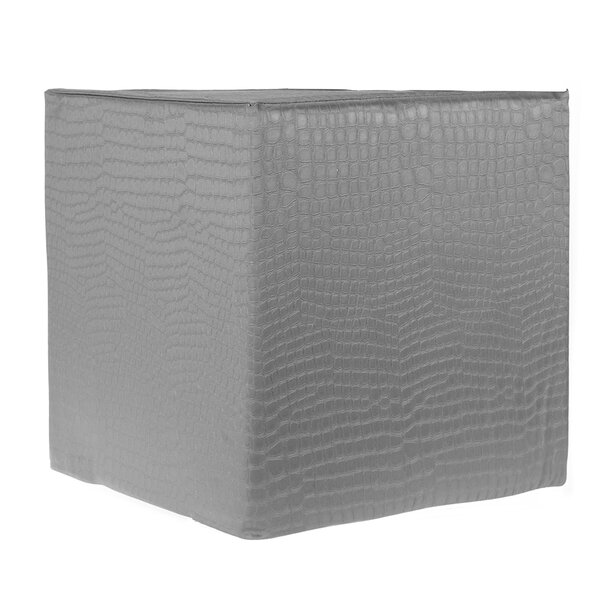 Nugent Decorative Cube Ottoman by Mercer41