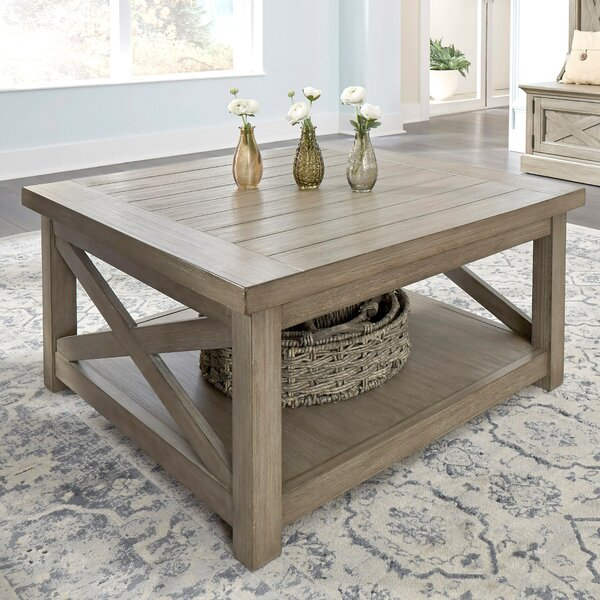 Darin Coffee Table By Gracie Oaks