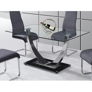 Modern Glass Dining Kitchen Tables