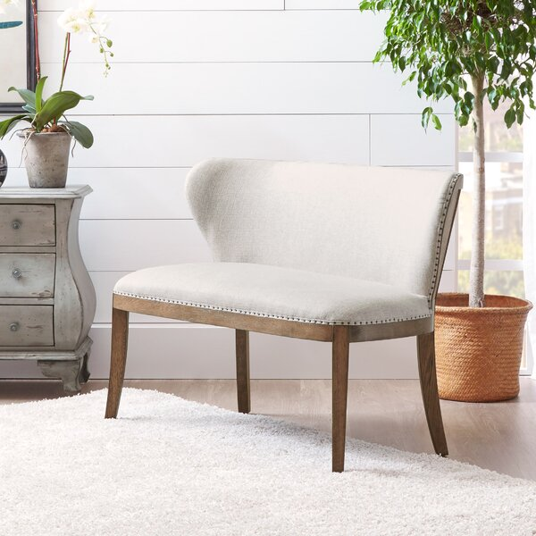 Cheapest Price For Carrigan Deconstructed Settee by Ophelia & Co. by Ophelia & Co.