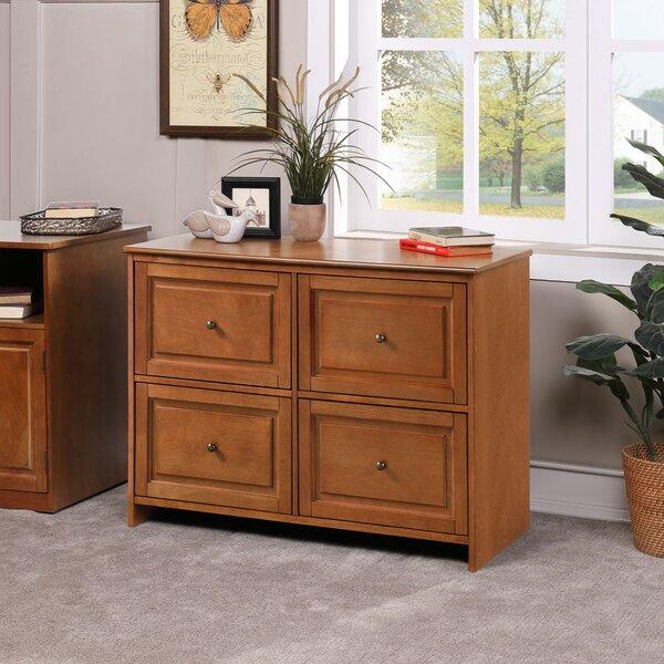 Pallara 4-Drawer Lateral Filing Cabinet