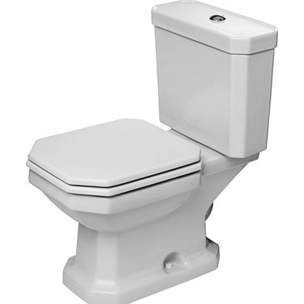 1930 Series HET/GB 1.28 GPF Elongated Toilet Bowl by Duravit