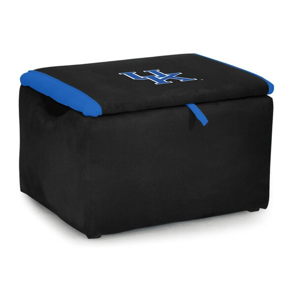 All American Collegiate Two-Tone Storage Bench by Kidz World